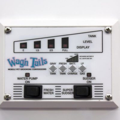 4 Button Monitor Panel